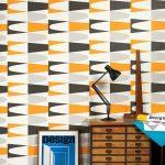Retrotapeten: Retro-Look für die Wände