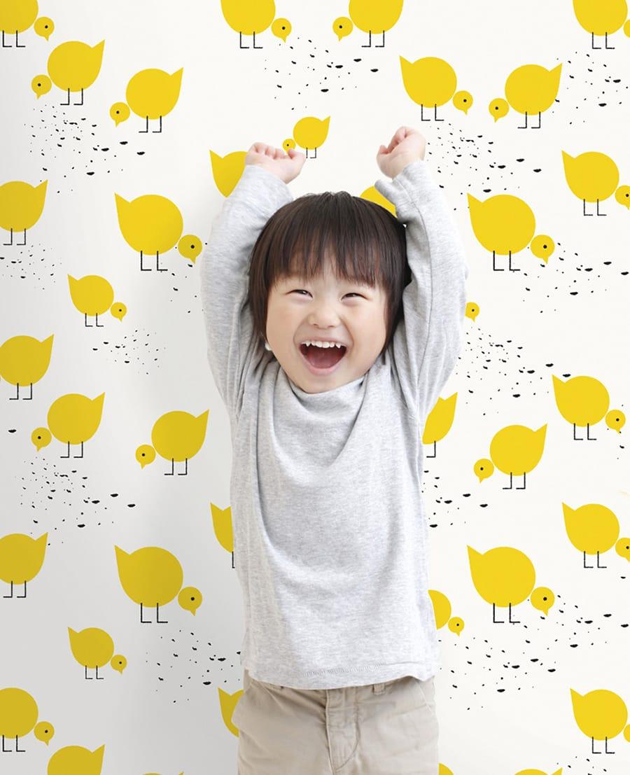 Unsere Kindertapeten – für kleine und große Inneneinrichter