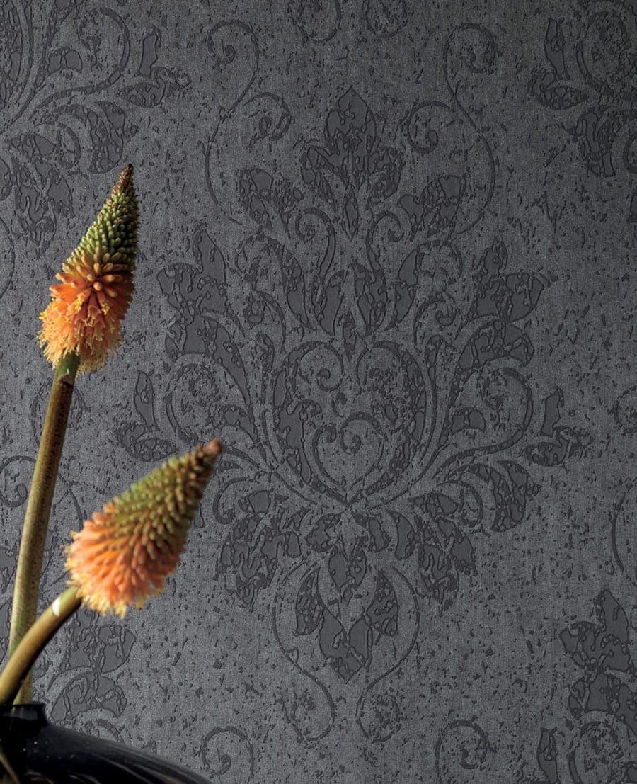 kunterbunt oder klassisch elegant die vielseitige raufasertapete tapetenstudio blog. Black Bedroom Furniture Sets. Home Design Ideas