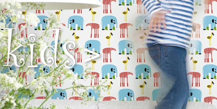 Hochwertige Kindertapeten : Hochwertige Kindertapeten und Bord?ren f?r ganz kleine, kleine und