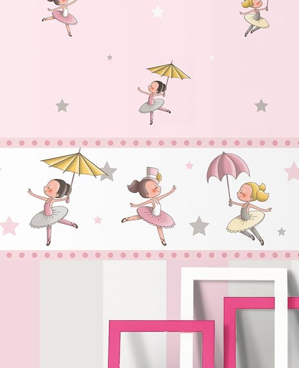 Bordüre Ballerinas