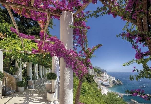 Fototapete Amalfi