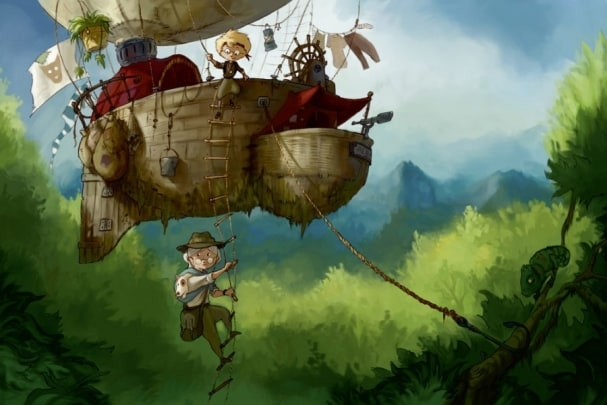 Tapete Adventure