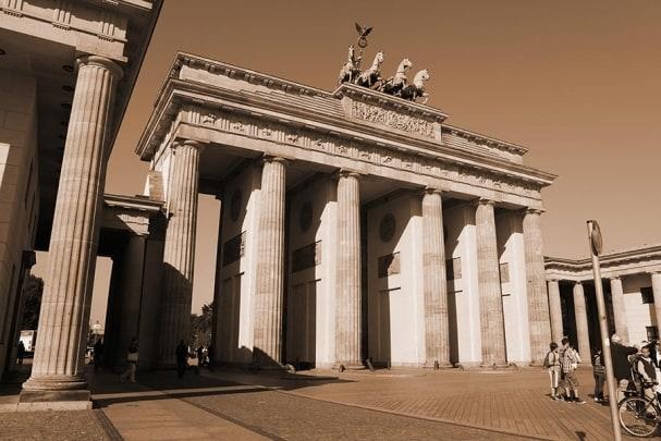 Tapete Brandenburger Tor