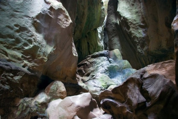 Tapete Cave