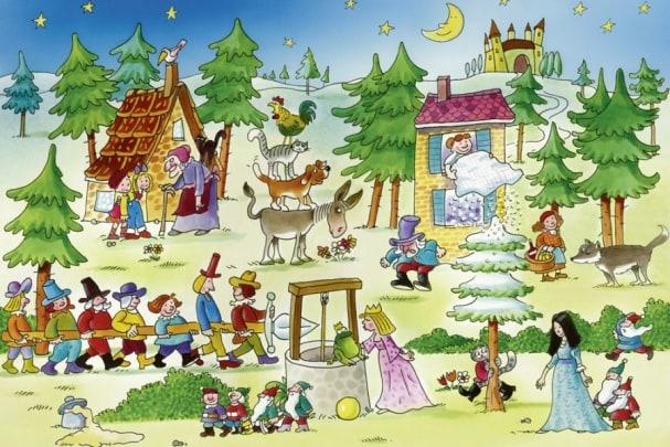 Tapete Fairy Tale K