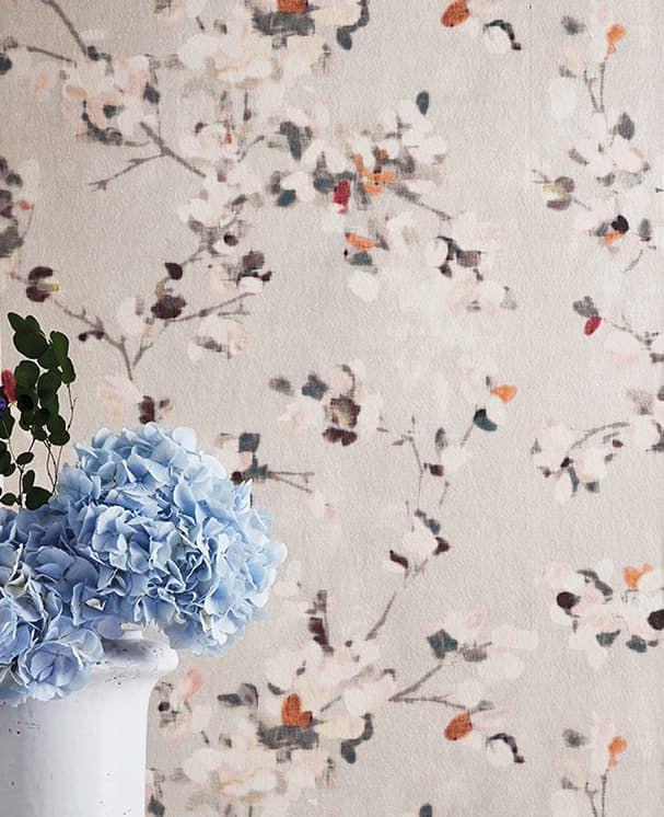 Tapete Floris Spring Rose