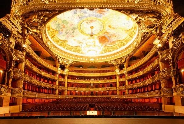 Tapete Opera