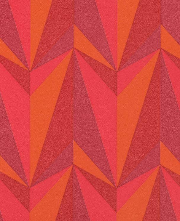 Tapete Origami Rockets Lava