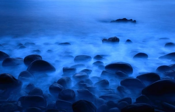 Tapete Steaming Stones