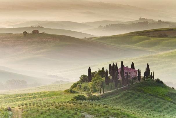 Tapete Toscana