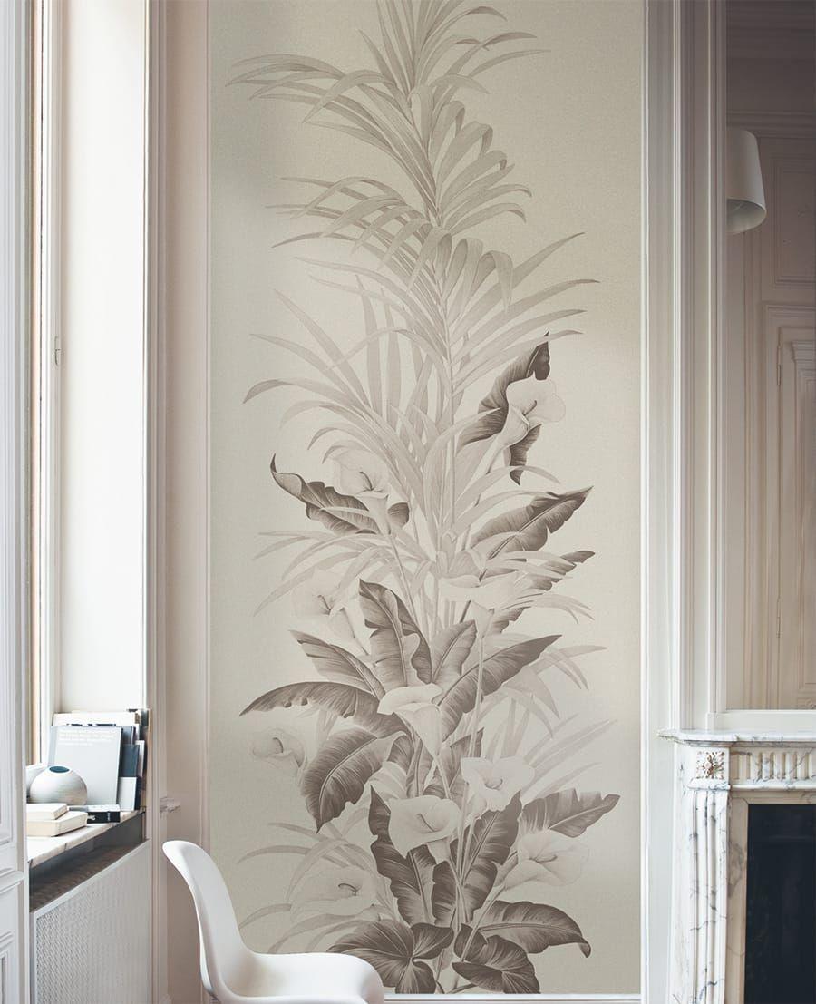 panoramabild paper paint. Black Bedroom Furniture Sets. Home Design Ideas
