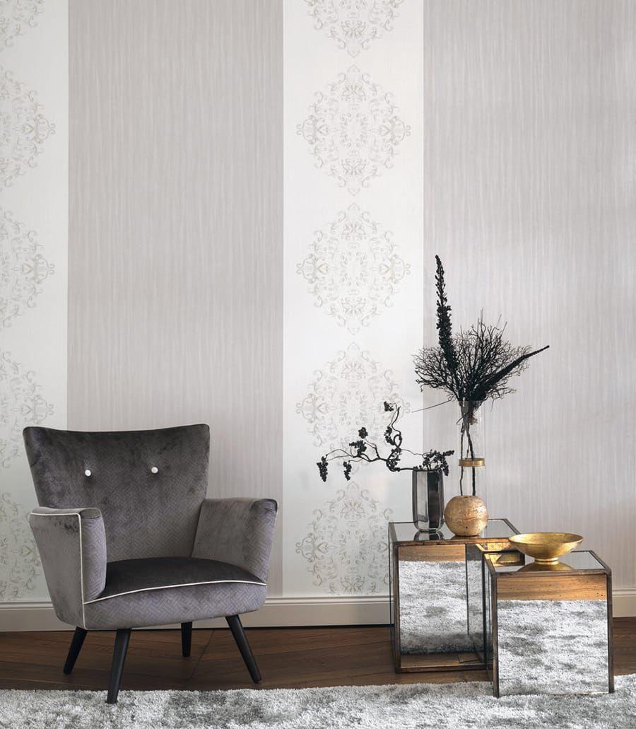 tapete freya wei von casadeco. Black Bedroom Furniture Sets. Home Design Ideas
