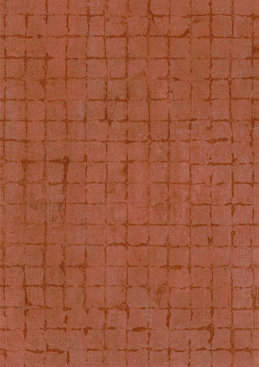 tapete richmond orange von texdecor. Black Bedroom Furniture Sets. Home Design Ideas