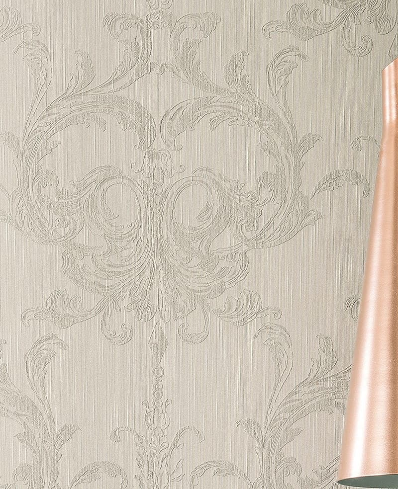 As creation tapete saintes beige for Tapete beige