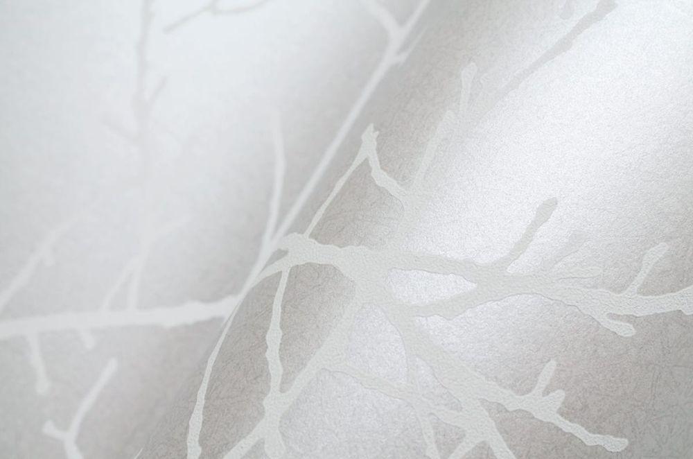 tapete valea silber  11661 1 - Silber Tapete