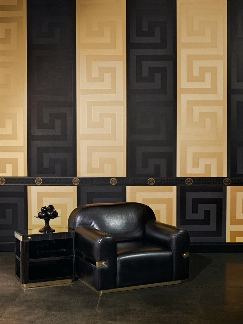 tapete versace 935234. Black Bedroom Furniture Sets. Home Design Ideas
