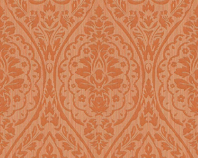 tapete vertou orange von as creation