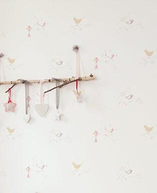 AKTION - Tapete Piemont Rosa