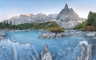 Fototapete Alpine Treasure
