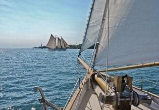 Fototapete Go Sailing