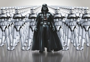 Fototapete Imperial Force