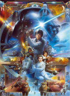 Fototapete Luke Skywalker