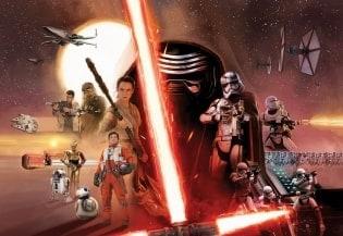 Fototapete Star Wars EP7