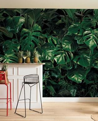 Fototapete Tropical Wall