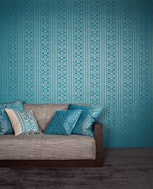 Kasbah Moroccan Blue
