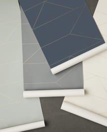 Lines Wallpaper Mint