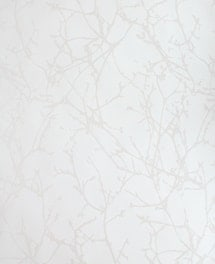 Tapete Arbor-Beads Whitewash