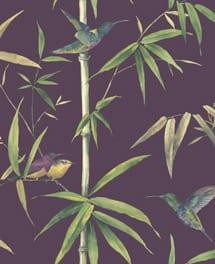 Tapete Bambou Violett