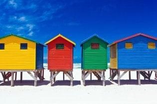 Tapete Beach House
