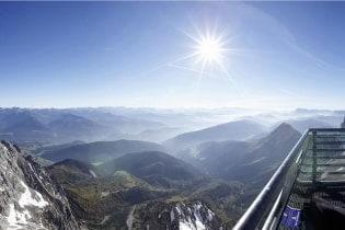 Tapete Dachstein