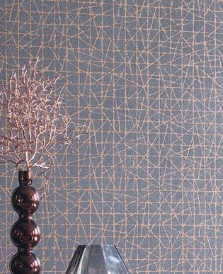 Tapete Excentric Bronze