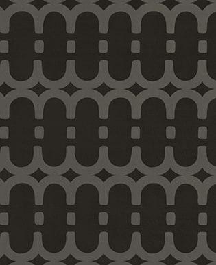 Tapete Loopy Link Noir