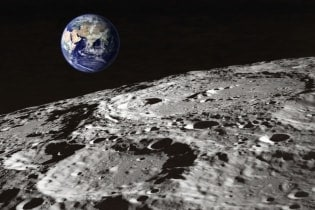 Tapete Moon