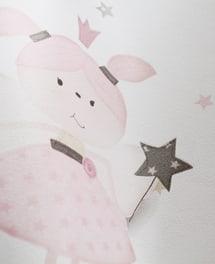 Tapete Piggy Rosa