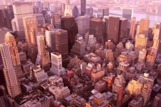 Tapete POP New York