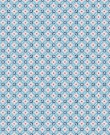 Tapete Roomwit Blau
