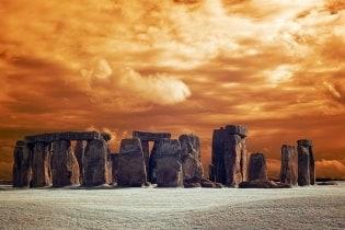 Tapete Stone Henge