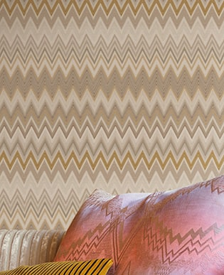 Tapete Tivoli Beige - Missoni Home