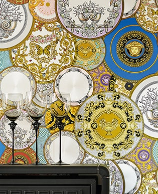 Tapete Versace Les Etoiles de la Mer 2