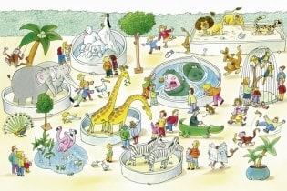 Tapete Zoo